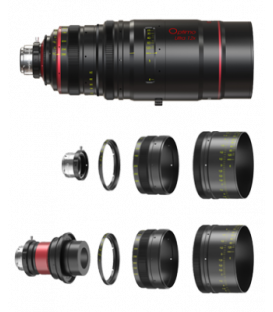 Angenieux Optimo Ultra 12x Full Package (S35+ U35 + FF/VV) - METER
