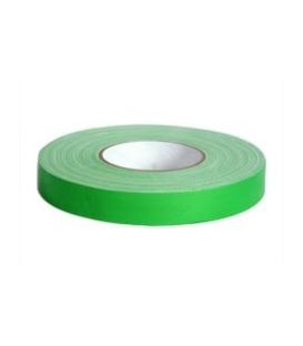 Cineboutik A-GA25VE - Gaffer 25MM light green 25mm x 50m