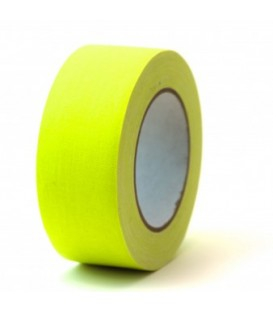 Cineboutik A-GA50FJA - Gaffer 50MM 50mm x 25m, Fluo Yellow