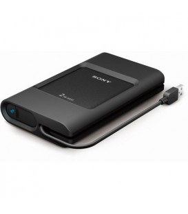 Sony PSZ-HC2TEU - 2TB Portable Hard Disc Drive with dual interface USB 3.1 (Gen 1)