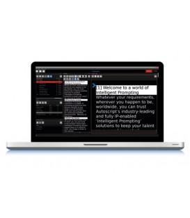 Autoscript WP-IP - WinPlus-IP studio prompting software application