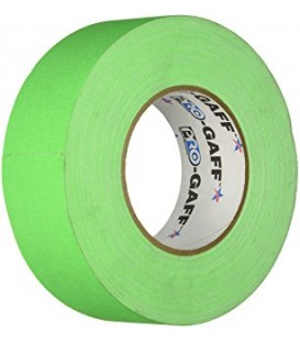 Apollo APTAP-GAFGCHROMA - Gaffer Tape Chroma Green 48mm x 55m (2inches)