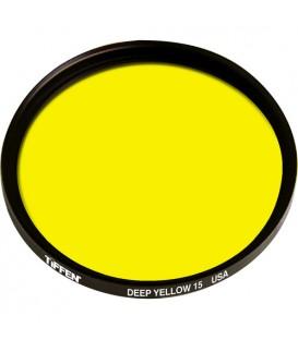 Tiffen 55DY15 - 55MM DEEP YELLOW 15 FILTER