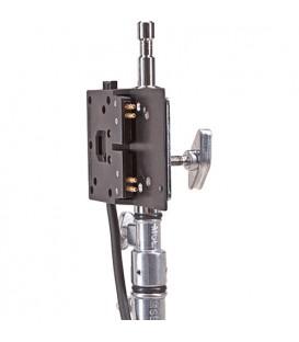 Kinoflo BAT-MB1 - Block/KF21 Baby Mount, 28.8V, 3-Pin xlr, 3ft