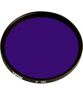 Tiffen 5547 - 55MM BLUE 47 FILTER