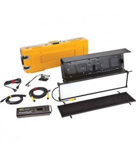 Kinoflo KIT-F31U - FreeStyle 31 LED DMX Kit, Univ w/ Flight Case