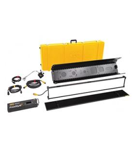 Kinoflo KIT-F41U - FreeStyle 41 LED DMX Kit, Univ w/ Travel Case