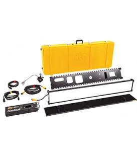 Kinoflo KIT-F41TU - FreeStyle/GT 41 LED DMX Kit, Univ w/ Travel Case