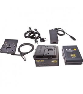 Kinoflo SYS-BK11 - Block/KF21 Single Battery System, 140Whr, 28.8V (1 Battery)