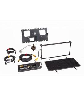 Kinoflo SYS-F21TU - FreeStyle/GT 21 LED DMX System, Univ