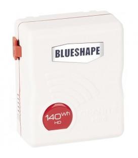 Blueshape BV140HD MINI W - Camera Bat Vlock 14.4V Granite Mini, White