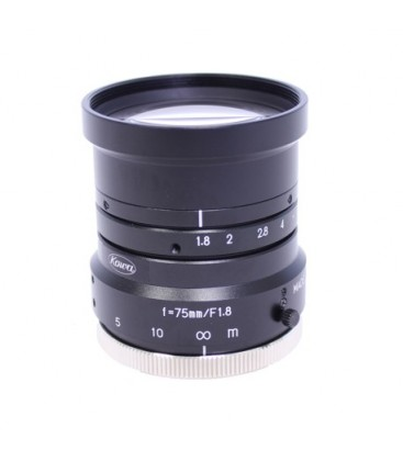"Panasonic AT-ESM375HC - 1"" Kowa Lens 75mm"