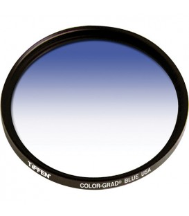 Tiffen 55CGBLUE - 55MM COLOR GRAD BLUE FILTER