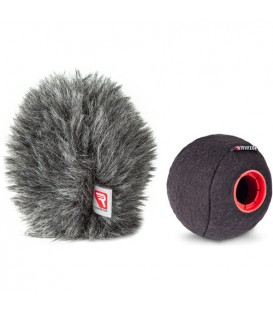 Rycote 039712 - Baseball Winscreen and Windjammer Combo, 24/25