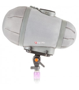 Rycote 089115 - Stereo Cyclone MS Kit 6