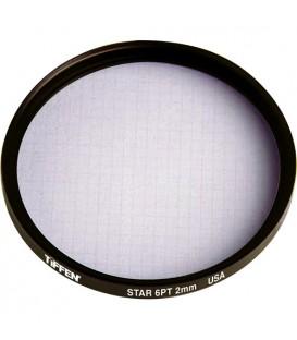 Tiffen 72STR62 - 72MM STAR 6PT 2MM FILTER