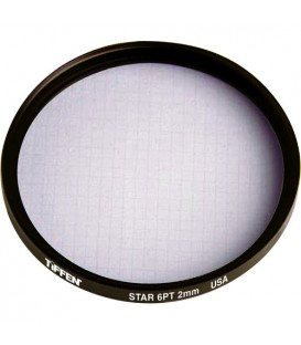 Tiffen 77STR62 - 77MM SR STAR 6PT 2MM FILTER