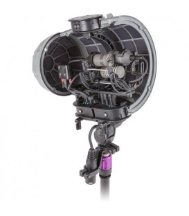 Rycote 089136 - Stereo Cyclone DMS Kit 1
