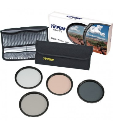Tiffen 77DIGEFK - 77MM DIGITAL ENHANCING KIT