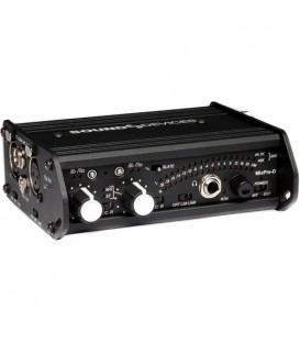 Sound-Devices MixPre-D - Compact Field Mixer