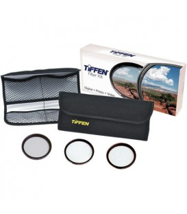 Tiffen 82DVFMK3 - 82MM DV FILM LOOK KIT 3