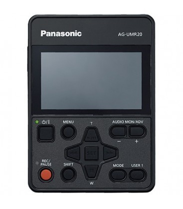 Panasonic AG-UMR20EJ8 - Memory Card Portable Recorder