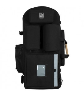 Portabrace HK-12BOR - Hiker Backpack, Black