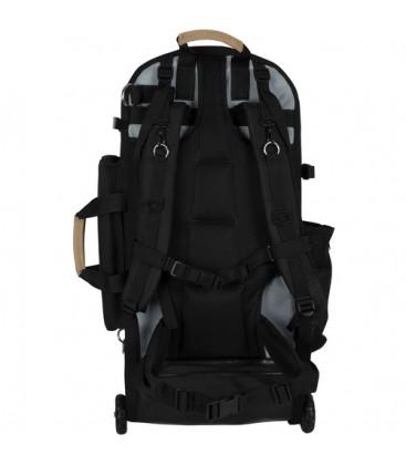 Portabrace HK-12BOR - Hiker Backpack, Black