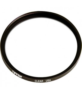 Tiffen 107CLRUN - 107mm Clear Uncoated