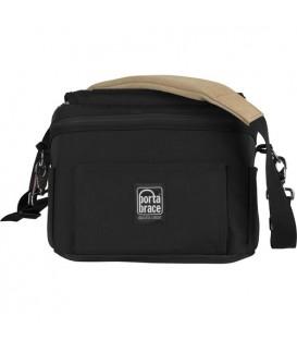 Portabrace MS-A9 - Messenger Style Camera Bag, Black