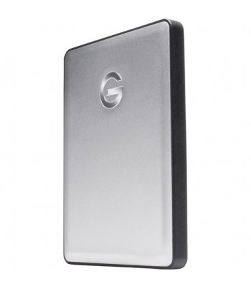 G-Technology 0G06072 - Drive mobile USB3.0 2TB Silver