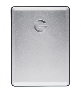 G-Technology 0G06074 - Drive mobile USB3.0 4TB Silver