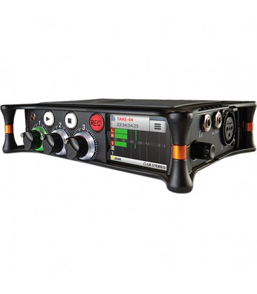 Sound-Devices Mix-Pre 3 - Audio Recorder, Mixer And Usb Audio Interface