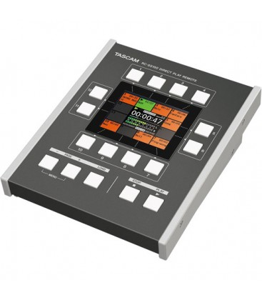 Tascam RC-SS150 - Remote Control for SS-CDR250N and SS-R250N