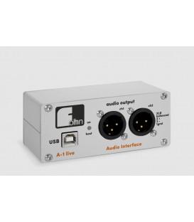 Fohhn A-1 live - Interface USB Audio