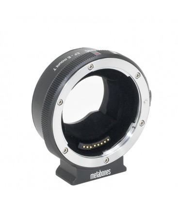 Metabones MB_EF-E-BT5 - Canon EF to E-mount T V (Black Matt)