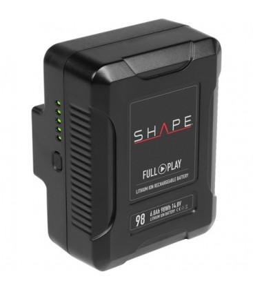 Shape V98TS - Rechargeable Lithium-Ion V-Mount Battery
