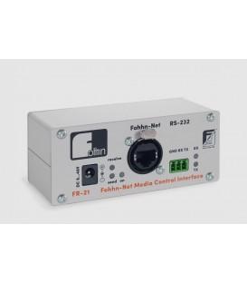 Fohhn FR-21 - Interface Media Control RS-232