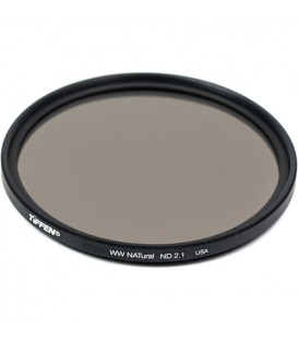 Tiffen W55NATND21 - 55mm NATural Neutral Densitiy 2.1 filter
