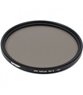 Tiffen W55NATND6 - 55mm NATural Neutral Densitiy 0.6 filter