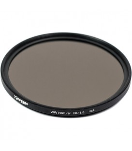 Tiffen W58NATND18 - 58mm NATural Neutral Densitiy 1.8 filter