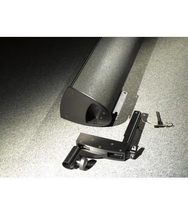 Fohhn SA-8 - Pivot reducing flange, black
