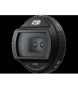 Panasonic H-FT012E - 3D Lumix G 12.5mm/F12 Lens for DMC-GH2