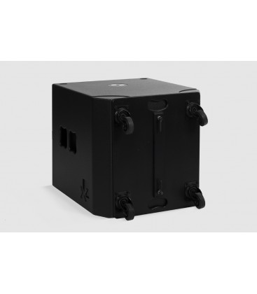 Fohhn XS-4 - Self-powered subwoofer, black