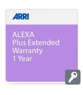 Arri 10.0007220 - ALEXA Plus Extended Warranty 1 year