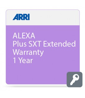 Arri 10.0007221 - ALEXA PLUS SXT Extended Warranty 1 year