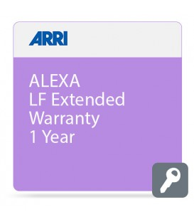 Arri 10.0019337 - ALEXA LF Extended Warranty 1 year