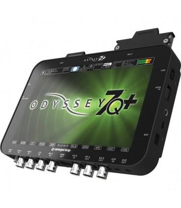Convergent Design CD-ODYSSEY-7Q+ - OLED Quad Monitor & Multi-Format Recorder