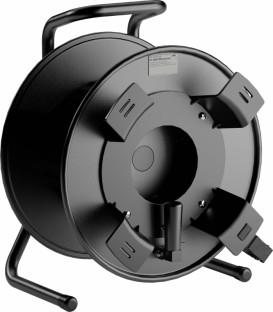 Schill HT 300K.RM-schwarz - Steel sheet Cable Drum