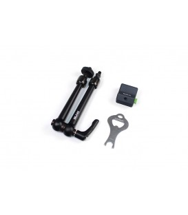 "Lanparte MA1-10-Q - 10"" Magic Arm with Monitor Quick Release Adapter, black"